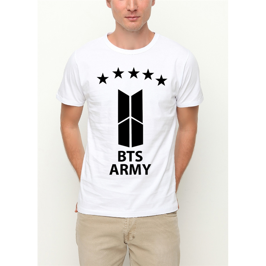 K-Pop - BTS Army Stars  Unisex T-shirt
