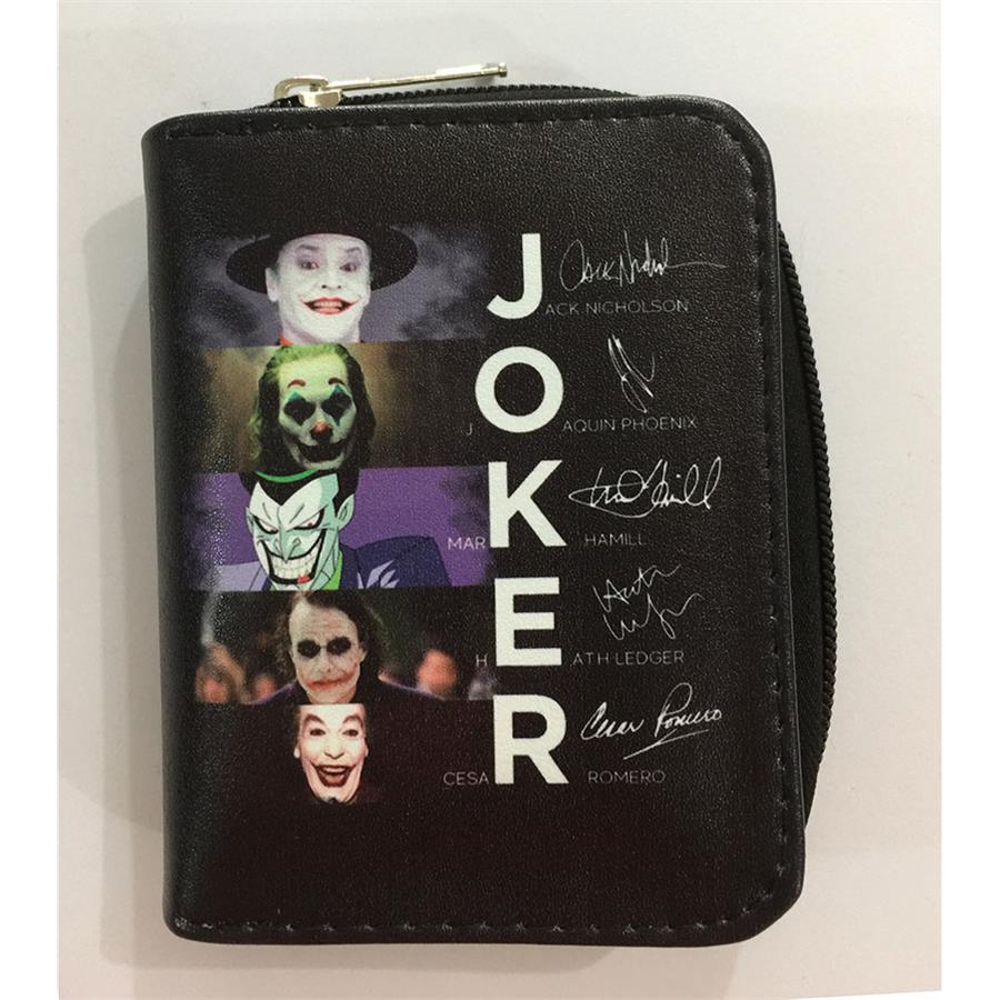 Joker All Signutures Cüzdan