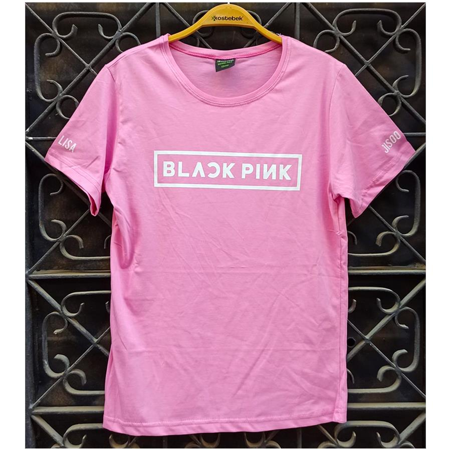 K-Pop Black Pink Grup Names Unisex T-shirt